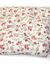 Декоративная подушка ТомДом Подушка на стул Кейт-П (красн.)