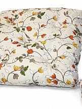 Подушка на стул ТомДом Подушка на стул Рапит-П (оранж.)