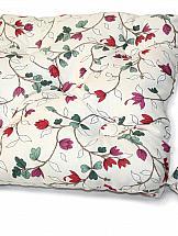 Декоративная подушка ТомДом Подушка на стул Рапит-П (малиновый)