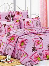 Фото - Постельное белье ТомДом Розем постельное белье арт постель кпб поплин отель семейный