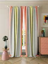 Комплект штор ТомДом Монца. Подшит: 240 см