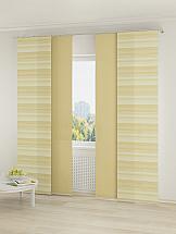 Японская штора ТомДом Аяка-Т шторы рулонные ролло идея рулонная штора ролло lux samba цветы зеленый оранжевый желтый 160 см
