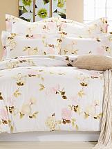 Постельное белье ТомДом Фауст постельное белье valtery c 242 комплект 2 спальный сатин печатный