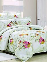 Постельное белье ТомДом Квин постельное белье этель пурпурное сияние комплект 2 спальный сатин 2733577