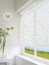 Рулонная штора ТомДом Санта беж - ширина 180 см. штора рулонная эскар миниролло одуванчик цвет зеленый ширина 90 см высота 170 см