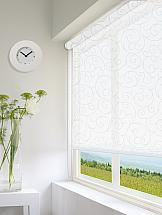Рулонная штора ТомДом Мини Саманта (серый) рулонная штора томдом мини алекс серый