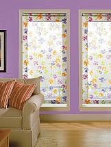 Рулонная штора ТомДом Мини (Такка фиолетовый) - ширина 62 см. штора рулонная лето 50х170см серая арт 62 00 7707 050