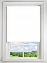 цена на Рулонная штора ТомДом Мини Блекаут (белый)