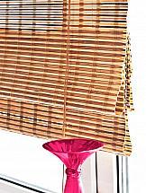 цена Римская штора ТомДом Бамбук (микс) онлайн в 2017 году