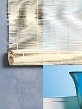 Рулонная штора ТомДом Бамбук (натур.) шторы рулонные divino deldecor рулонная штора термоблэкаут лодка 57 см