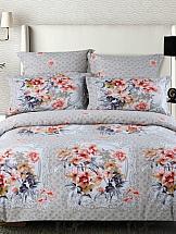 Постельное белье ТомДом Цветочник постельное белье valtery c 242 комплект 2 спальный сатин печатный