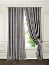 Комплект штор ТомДом Наири (серый)