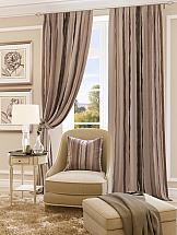 Комплект штор ТомДом Мината (коричневый) комплект штор томдом элонар коричневый