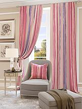 Комплект штор ТомДом Мината (розовый) шторы для комнаты tomdom комплект штор агно розовый 260 см