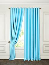 Комплект штор ТомДом Элести (голубой) комплект штор томдом элести бежевый