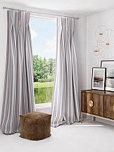 Комплект штор ТомДом Ральфела (розово-серый) жен комплект арт 16 0262 розово серый р 50