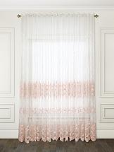 Тюль ТомДом Меили (пудрово-розовый) цена