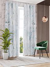 Комплект штор ТомДом Беки (синий)