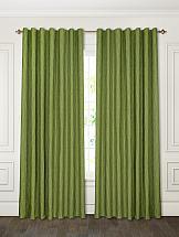 Комплект штор ТомДом Наири (темно-зеленый) палантин женский elitplatok цвет темно зеленый pl 51 2 размер 100 х 190 см