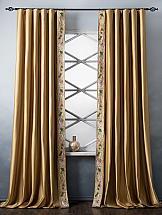 Комплект штор ТомДом Натсо (золотой) все цены