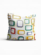 Декоративная подушка ТомДом 9403631 декоративная подушка томдом 9471541