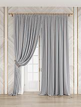 Комплект штор ТомДом Джен (морская волна) шторы для комнаты blackout комплект штор блэкаут софт b531 2 морская волна 200 270 см