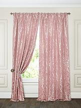 цена Комплект штор ТомДом Магий (розовый)