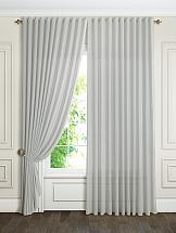 Тюль ТомДом Деон (серый). Подшит: 270 см. фотообои barton wallpapers цветы 300 x 270 см f10503