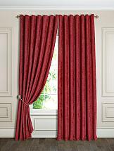 Фото - Комплект штор ТомДом Плаут (бордо) шторы для комнаты реалтекс комплект штор 030 бордо