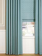 Комплект штор ТомДом Рамбус (бирюза) шторы для комнаты tomdom комплект штор айси