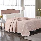 Комплект покрывало ТомДом Маги (розово-серый) жен комплект арт 16 0262 розово серый р 50