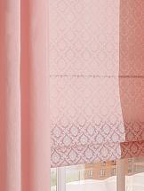 Римская штора ТомДом Румбус (розовый)