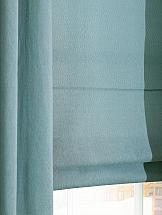 Римская штора ТомДом Фатлин (бирюза) римские шторы drdeco римская штора мини р2505 x1935 v17 ширина 60 см