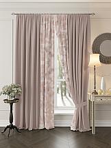 Комплект штор ТомДом Айси шторы для комнаты tomdom комплект штор айси