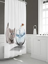Штора для ванной ТомДом Коутис