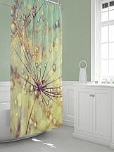 Шторы для ванной ТомДом Оудис шторы и карнизы для ванной fototende шторы для ванной yvette 145х180