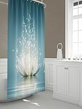 Штора для ванной ТомДом Лоттиль