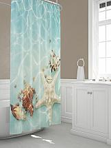 Штора для ванной ТомДом Дипо