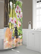 Шторы для ванной ТомДом Мэнджи шторы томдом фотошторы золотое поле
