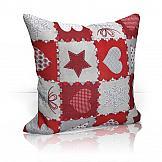 Декоративная подушка ТомДом Подушка Лавис декоративная подушка томдом подушка хиос голуб