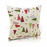 Декоративная подушка ТомДом Подушка Мэрикриф декоративная подушка томдом подушка хиос голуб