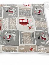 Декоративная подушка ТомДом Подушка на стул Санти декоративная подушка томдом подушка санти