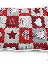 Декоративная подушка ТомДом Подушка на стул Лавис декоративные подушки stickbutik декоративная подушка шоколадные цветы 25х45