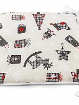 Декоративная подушка ТомДом Подушка на стул Бэлсик цена