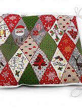 Декоративная подушка ТомДом Подушка на стул Джойси цена