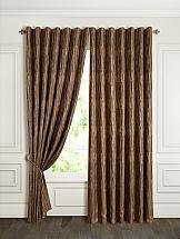 Комплект штор ТомДом Пьерио (коричневый)