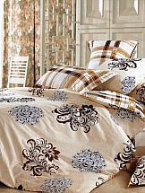 Постельное белье ТомДом Буфи постельное белье le vele сатин жатый шелк siti 1160313