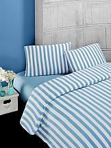 Фото - Постельное белье ТомДом Ирэна (бирюза) постельное белье этель кружева комплект 2 спальный поплин 2670978
