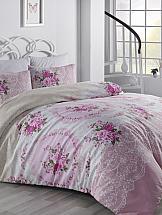 Постельное белье ТомДом Арвендо (розовый)