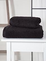 Полотенце ТомДом Аполло (черный)
